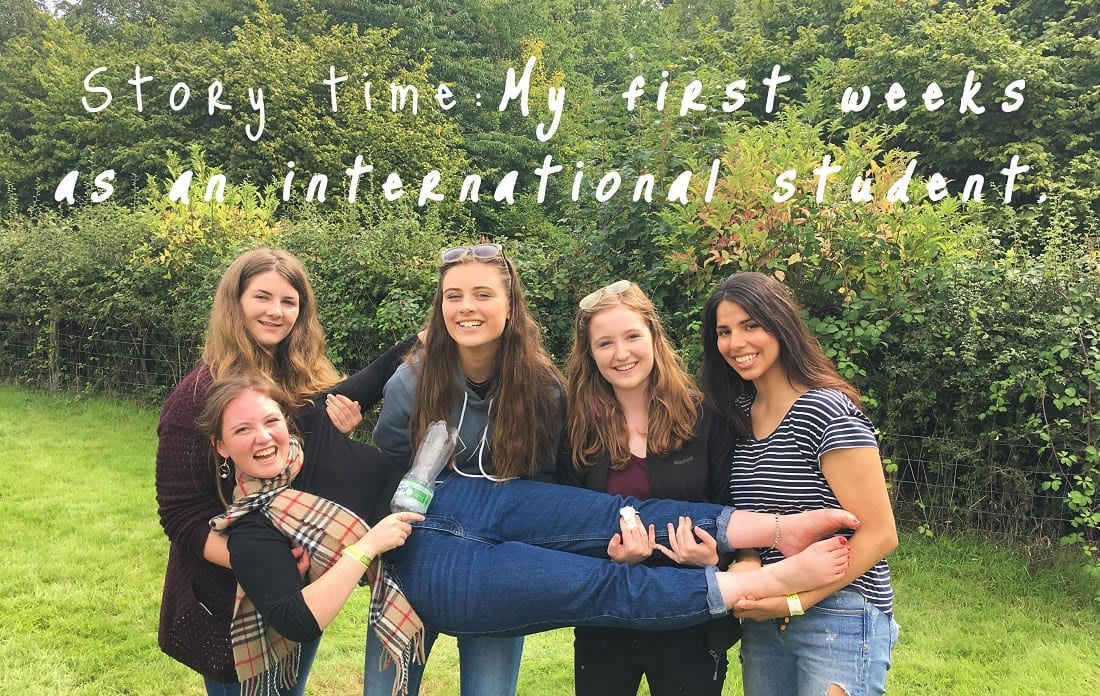 When I Became an International Student…
