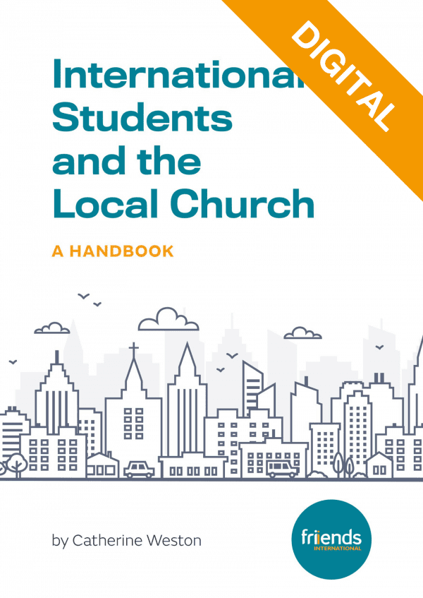 International Students And The Local Church: A Handbook. Digital Download