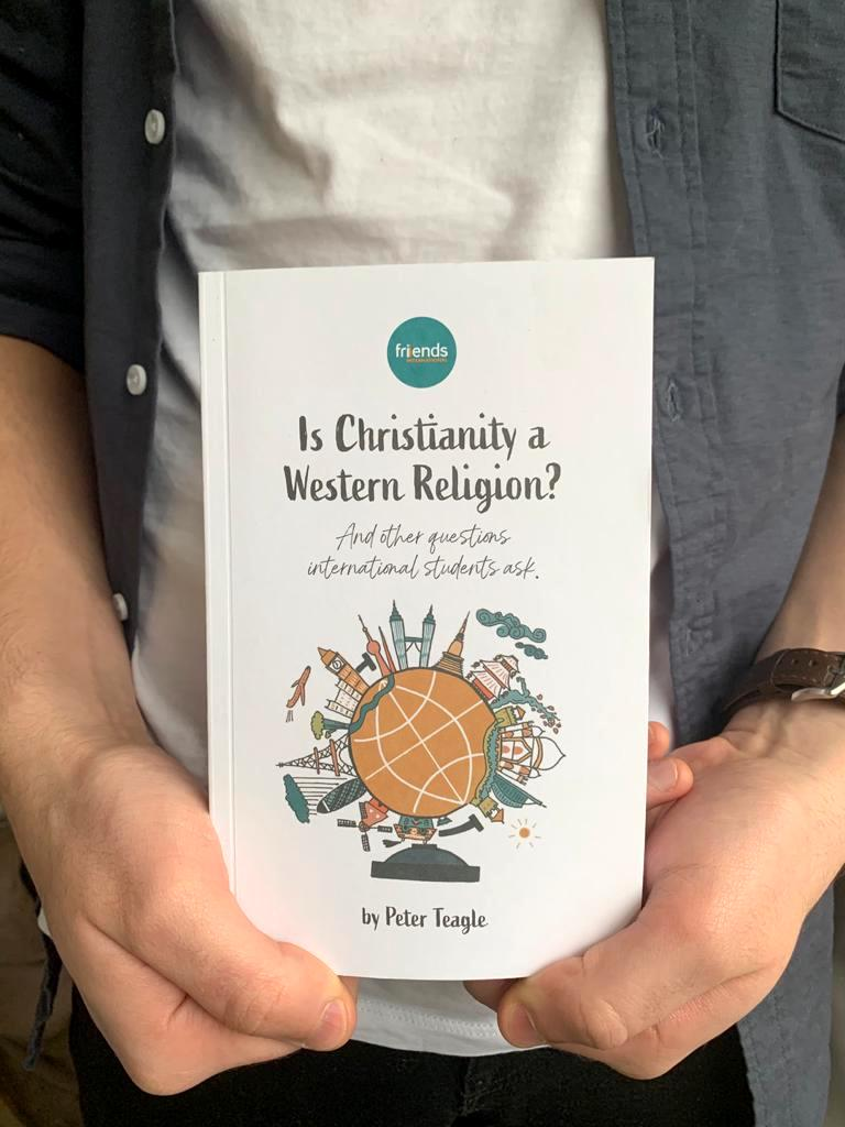 Friends International Launches Book To Help International Students Answer Life's Biggest Questions